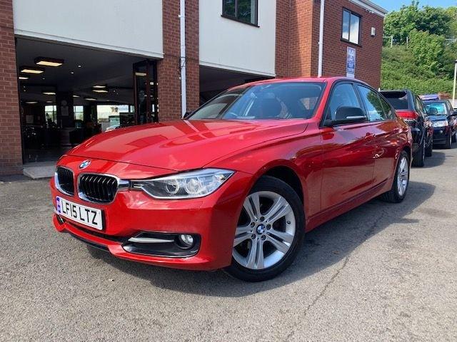 USED 2015 15 BMW 3 SERIES 2.0 316D SPORT 4d 114 BHP