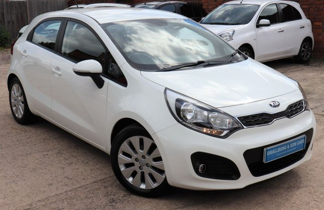 USED 2014 14 KIA RIO 1.2 2 5d 83 BHP * BUY ONLINE * FREE NATIONWIDE DELIVERY *