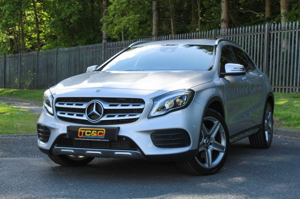 USED 2017 67 MERCEDES-BENZ GLA-CLASS 2.1 GLA 220 D 4MATIC AMG LINE PREMIUM 5d 174 BHP A LOW MILEAGE, LOW OWNER, HIGH SPECIFICATION MERCEDES GLA WITH SERVICE HISTORY!!!