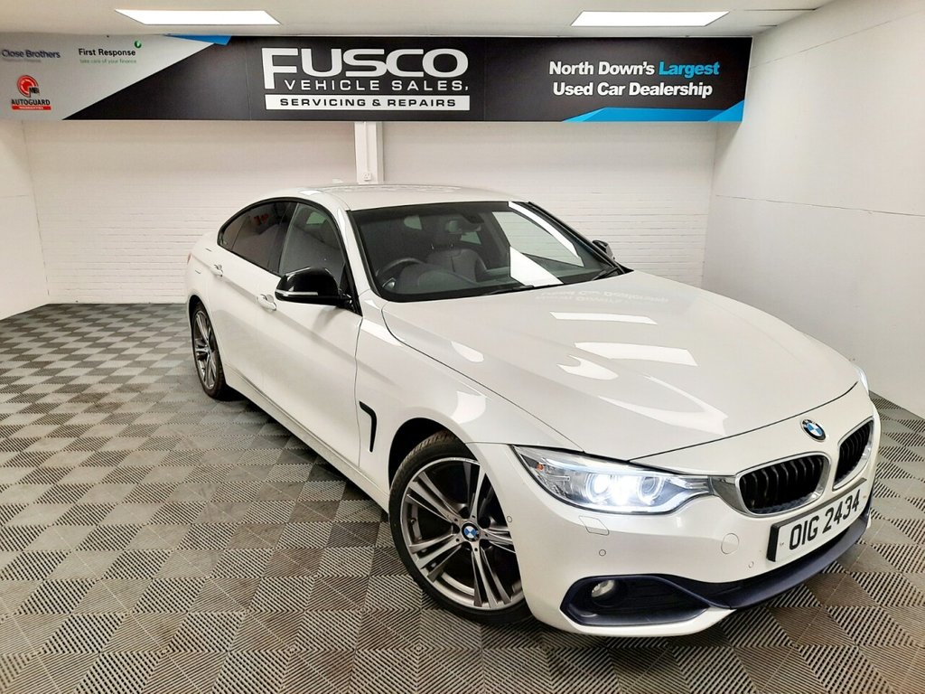 USED 2015 BMW 4 SERIES 2.0 420D SPORT GRAN COUPE 4d 188 BHP NATIONWIDE DELIVERY AVAILABLE!
