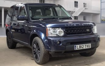 2012 LAND ROVER DISCOVERY
