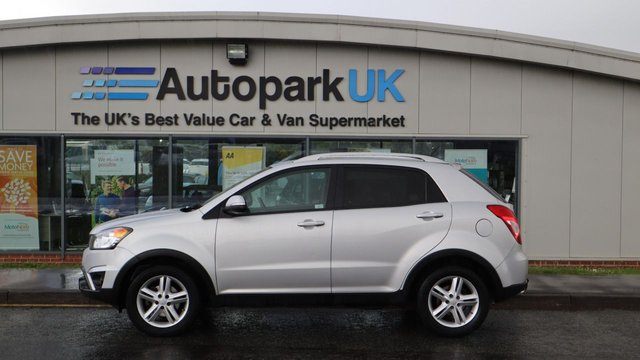 USED 2015 15 SSANGYONG KORANDO 2.0 ELX4 5d 175 BHP LOW DEPOSIT OR NO DEPOSIT FINANCE AVAILABLE . COMES USABILITY INSPECTED WITH 30 DAYS USABILITY WARRANTY + LOW COST 12 MONTHS ESSENTIALS WARRANTY AVAILABLE FROM ONLY £199 (VANS AND 4X4 £299) DETAILS ON REQUEST. ALWAYS DRIVING DOWN PRICES . BUY WITH CONFIDENCE . OVER 1000 GENUINE GREAT REVIEWS OVER ALL PLATFORMS FROM GOOD HONEST CUSTOMERS YOU CAN TRUST .