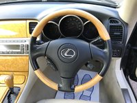 USED 2002 51 LEXUS SC 4.3 430 2d 279 BHP ONLY 43000 MILES, 1 FORMER