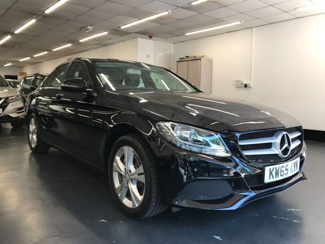 USED 2016 65 MERCEDES-BENZ C-CLASS 2.0 C200 SE EXECUTIVE 4d 184 BHP 1 previous owner with great spec including rear camera, front and rear parking sensors, bluetooth phone and audio