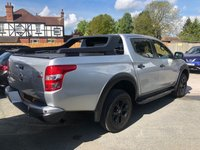 USED 2019 19 FIAT FULLBACK 2.4 CROSS SPECIAL EDITION 4dr 5 Seat 4x4 Double Cab Pickup with the Highest Spec Possible on a Fullback Stunning Colour Combination and Rare to Find in this Condition One Owner From New