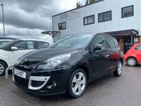 USED 2011 11 RENAULT SCENIC 1.9 DYNAMIQUE TOMTOM BOSE PACK DCI 5d 130 BHP