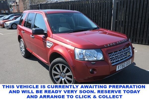 USED 2010 60 LAND ROVER FREELANDER 2 2.2 TD4 HSE 5d 5 Seat Family SUV 4x4 AUTO with Unbelievable Low Mileage Fantastice Service History Stunning Colour Combination and Massive High Spec