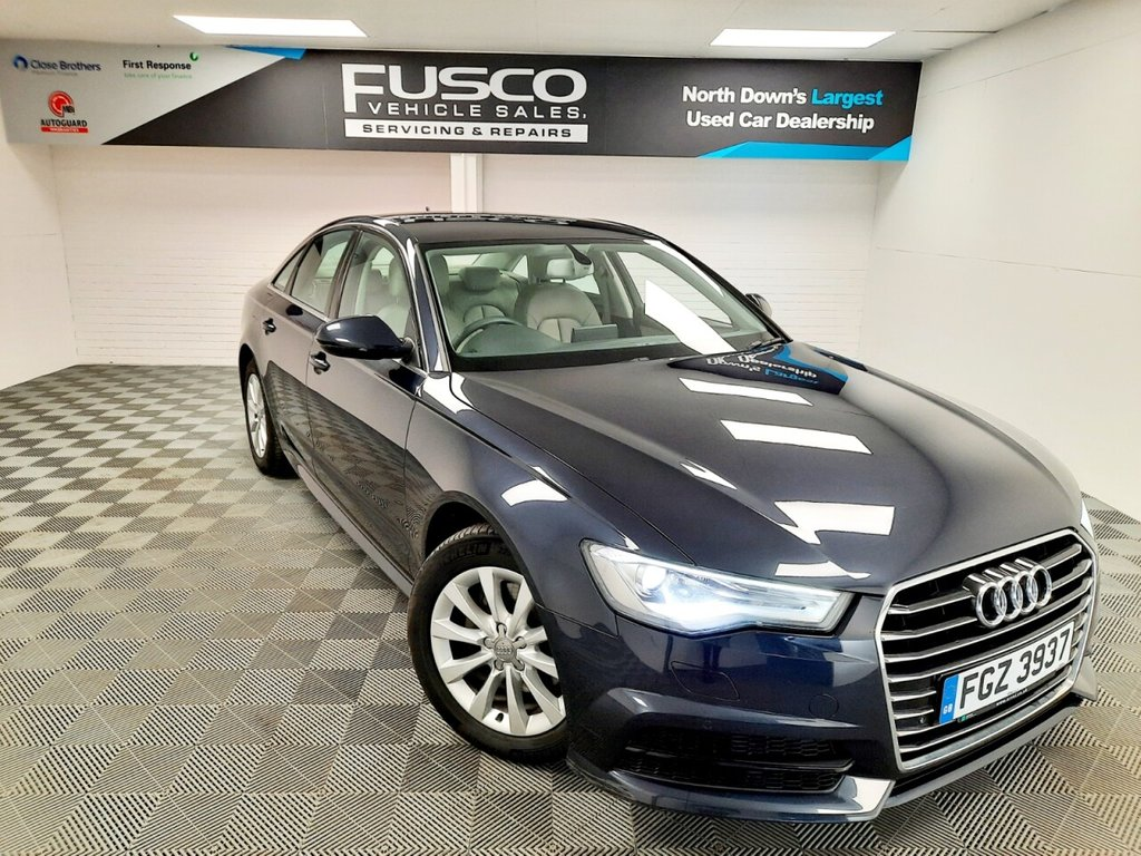 USED 2017 AUDI A6 2.0 TDI ULTRA SE EXECUTIVE 4d 188 BHP NATIONWIDE DELIVERY AVAILABLE!