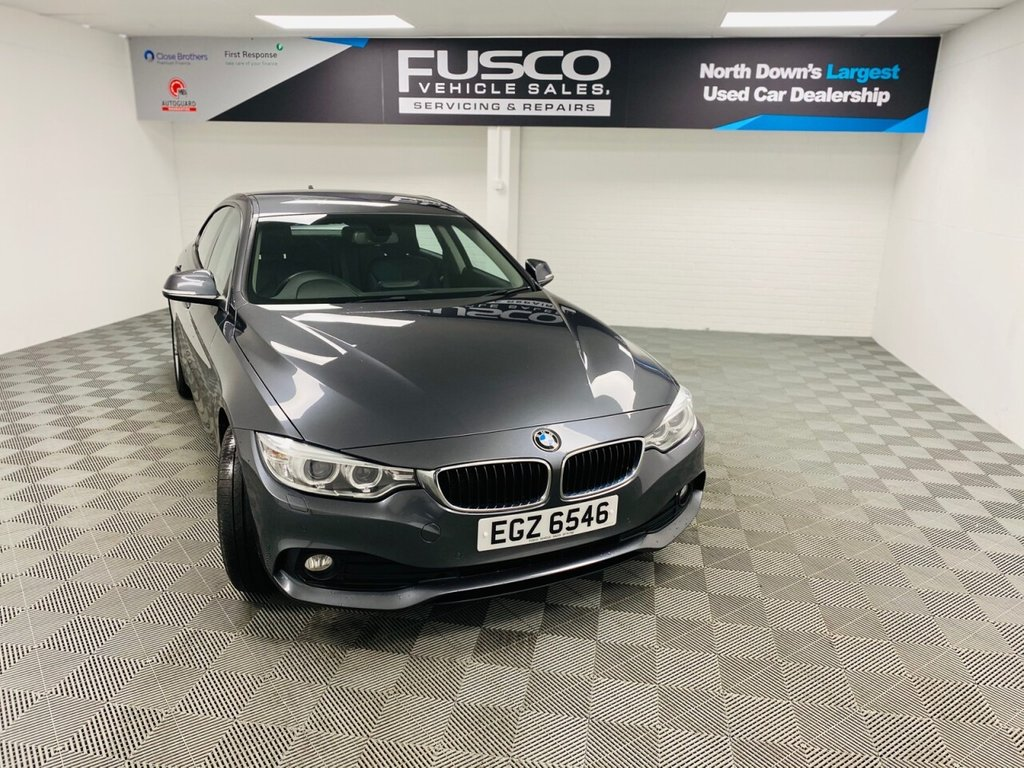 USED 2017 BMW 4 SERIES 2.0 420D SE GRAN COUPE 4d 188 BHP NATIONWIDE DELIVERY AVAILABLE!