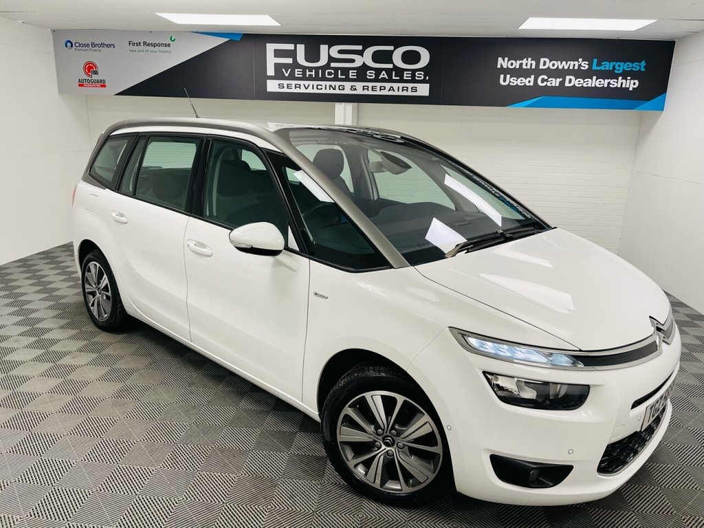 USED 2016 CITROEN C4 GRAND PICASSO 1.6 BLUEHDI EXCLUSIVE 5d 118 BHP NATIONWIDE DELIVERY AVAILABLE!
