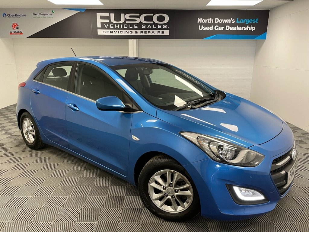 USED 2017 HYUNDAI I30 1.6 CRDI SE BLUE DRIVE 5d 109 BHP NATIONWIDE DELIVERY AVAILABLE!