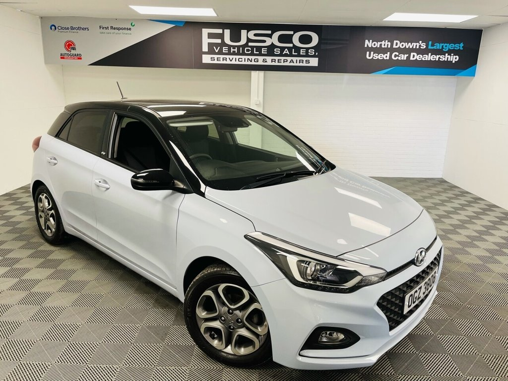 USED 2019 HYUNDAI I20 1.2 MPI PLAY 5d 83 BHP NATIONWIDE DELIVERY AVAILABLE!