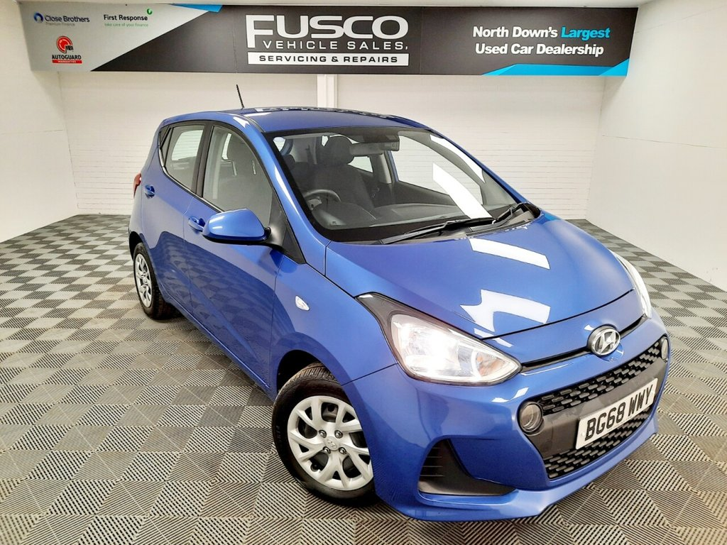 USED 2018 68 HYUNDAI I10 1.0 SE 5d 65 BHP NATIONWIDE DELIVERY AVAILABLE!