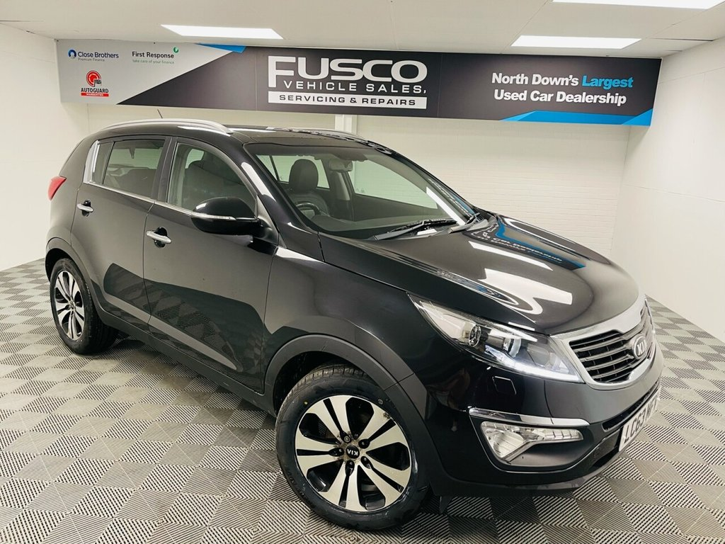 USED 2014 63 KIA SPORTAGE 1.7 CRDI 3 5d 114 BHP NATIONWIDE DELIVERY AVAILABLE!