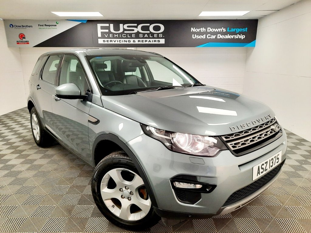 USED 2016 LAND ROVER DISCOVERY SPORT 2.0 TD4 SE TECH 5d 150 BHP NATIONWIDE DELIVERY AVAILABLE!
