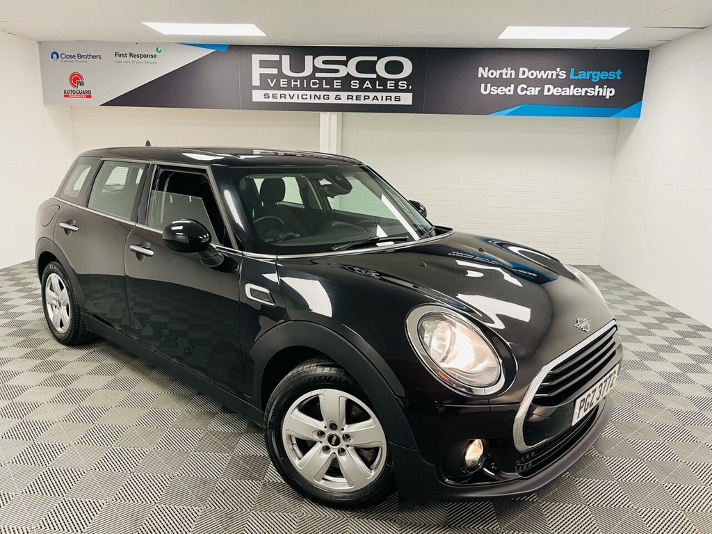 USED 2019 MINI CLUBMAN 2.0 COOPER D CLASSIC 5d 148 BHP NATIONWIDE DELIVERY AVAILABLE!