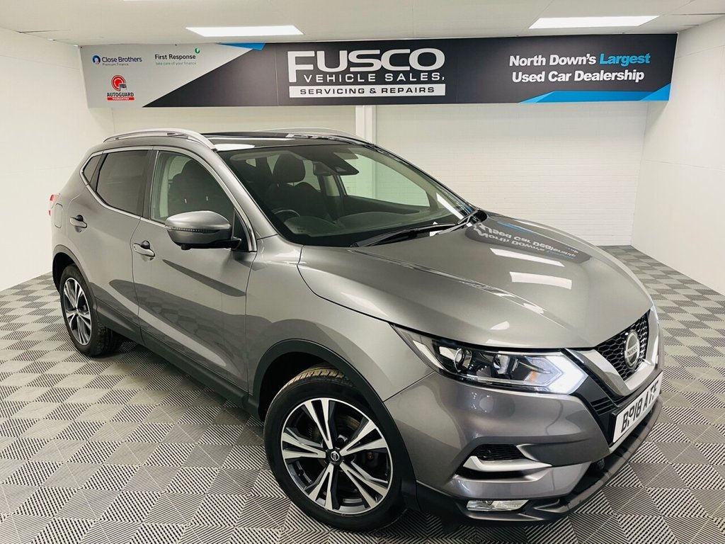 USED 2018 18 NISSAN QASHQAI 1.5 N-CONNECTA DCI 5d 108 BHP NATIONWIDE DELIVERY AVAILABLE!
