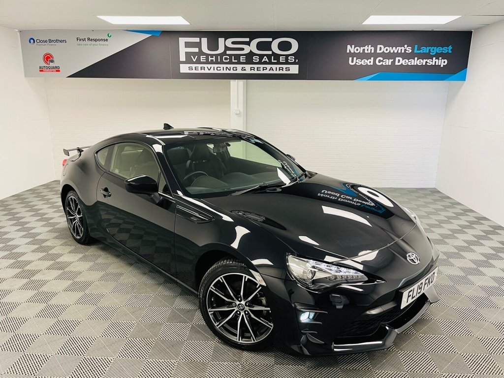 USED 2019 19 TOYOTA GT86 2.0 D-4S PRO 2d 197 BHP NATIONWIDE DELIVERY AVAILABLE!