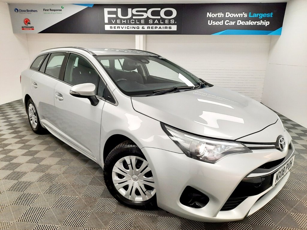 USED 2018 18 TOYOTA AVENSIS 1.8 VALVEMATIC ACTIVE 5d 145 BHP NATIONWIDE DELIVERY AVAILABLE!