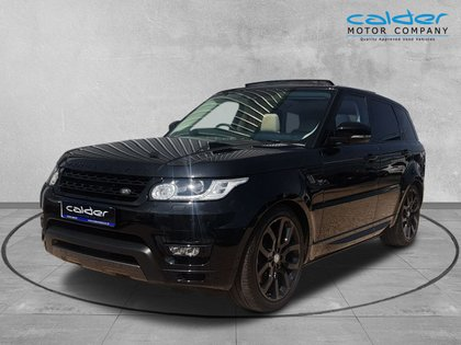 USED 2016 16 LAND ROVER RANGE ROVER SPORT 3.0 SDV6 HSE DYNAMIC 5d 306 BHP