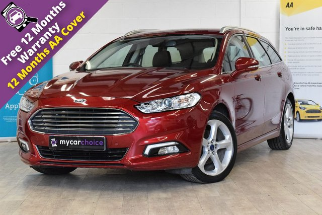USED 2016 66 FORD MONDEO 2.0 TITANIUM TDCI 5d AUTO 177 BHP FULL SERVICE HISTOTY, WINTER PACK, HEATED SEATS, FORD NAVIGATION, 8 SPEAKER SOUND SYSTEM, CRUISE CONTROL, PARK ASSIST, FRONT AND REAR PARKING AID