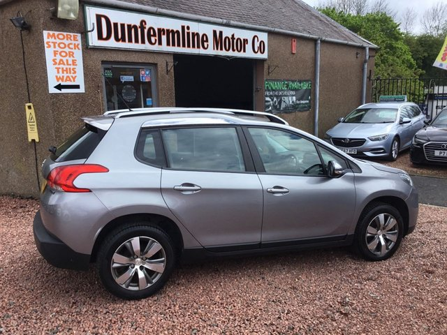 USED 2014 14 PEUGEOT 2008 1.6 ACTIVE 5d 120 BHP ++LOW MILEAGE SERVICE HISTORY++
