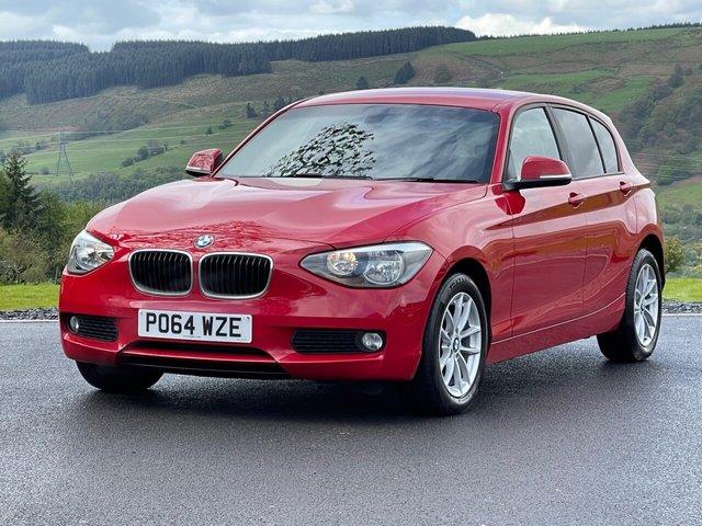BMW 1 SERIES at PFF Cars
