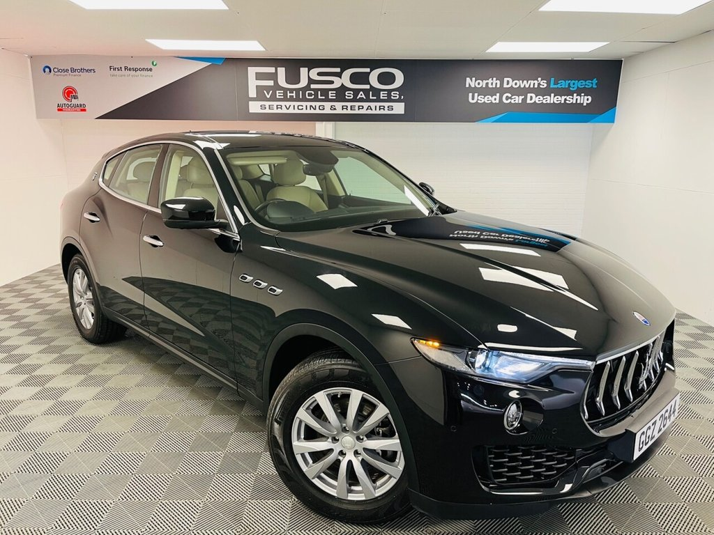 USED 2017 MASERATI LEVANTE 3.0 D V6 5d 271 BHP NATIONWIDE DELIVERY AVAILABLE!