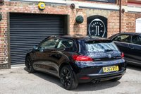 USED 2013 63 VOLKSWAGEN SCIROCCO 2.0 TDI BLUEMOTION TECHNOLOGY 2d 140 BHP
