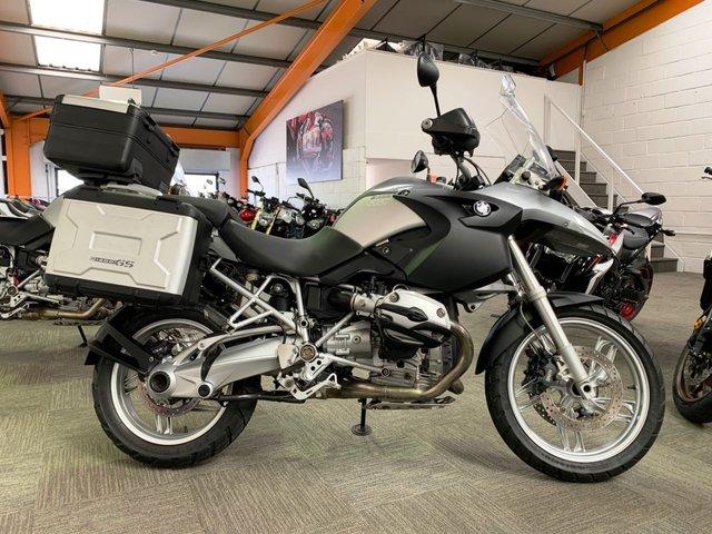 USED 2005 55 BMW R1200GS 1170cc