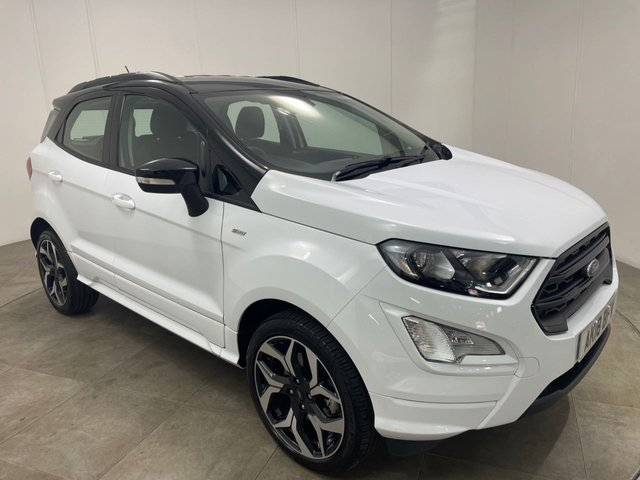 FORD ECOSPORT at Peter Scott Cars