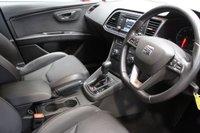USED 2013 13 SEAT LEON 2.0 TDI FR DSG 5d 150 BHP
