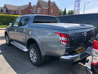USED 2018 18 MITSUBISHI L200 2.4 DI-D BARBARIAN SDA 178 BHP One Owner From New