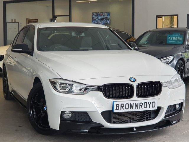 USED 2018 68 BMW 3 SERIES 2.0 320D M SPORT 4d 188 BHP BM PERFORMANCE STYLING+6.9%APR