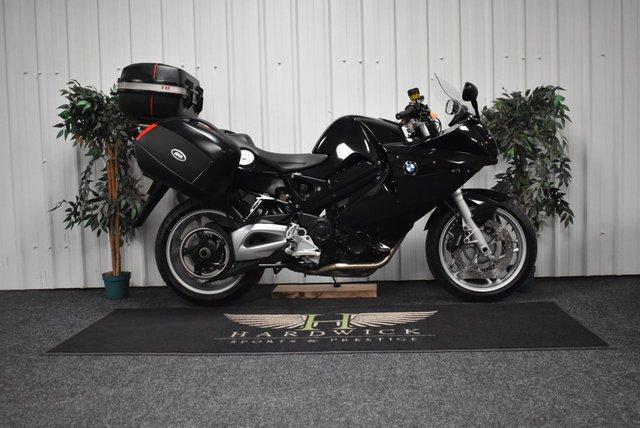 2012 12 BMW F SERIES 798cc F 800 ST