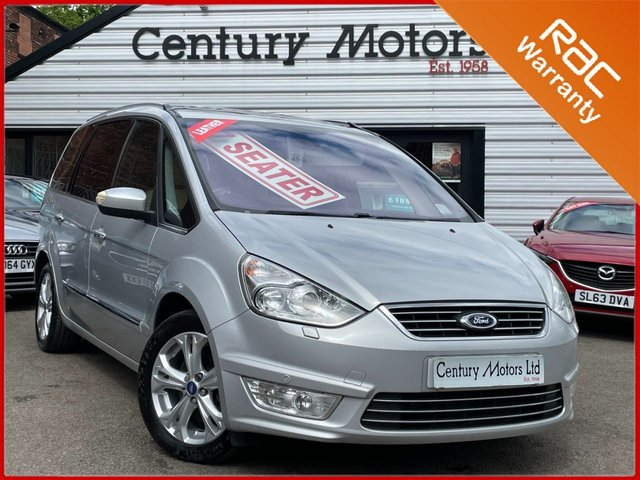 2012 12 FORD GALAXY 2.2 TDCi Titanium X 5dr - LEATHER + GLASS ROOF