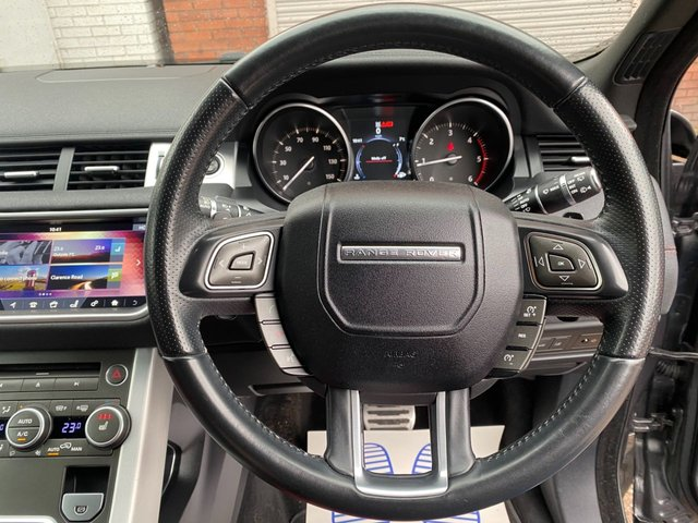 USED 2016 04 LAND ROVER RANGE ROVER EVOQUE 2.0 TD4 HSE DYNAMIC 5d 177 BHP Top spec HSE DYNAMIC