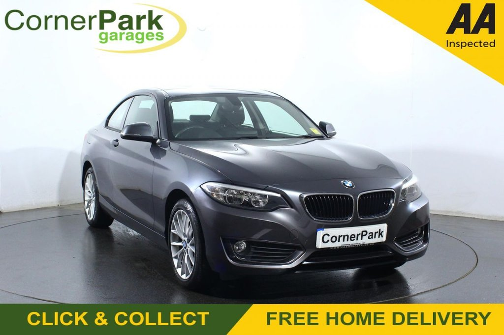 USED 2016 16 BMW 2 SERIES 1.5 218I SE 2d 134 BHP