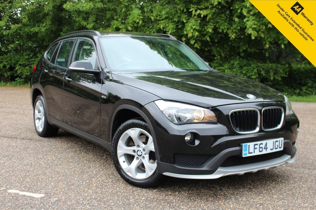 USED 2014 64 BMW X1 2.0 SDRIVE16D SE 5d 114 BHP **  LONG ADVISORY FREE MOT + FRESH SERVICE ** REAR PARKING AID ** CLIMATE CONTROL ** BLUETOOTH ** AUTO LIGHTS + WIPERS ** DAB RADIO ** LOW RATE + 0 DEPOSIT FINANCE AVAILABLE ** NATIONWIDE DELIVERY AVAILABLE ** CLICK AND COLLECT AVAILABLE **