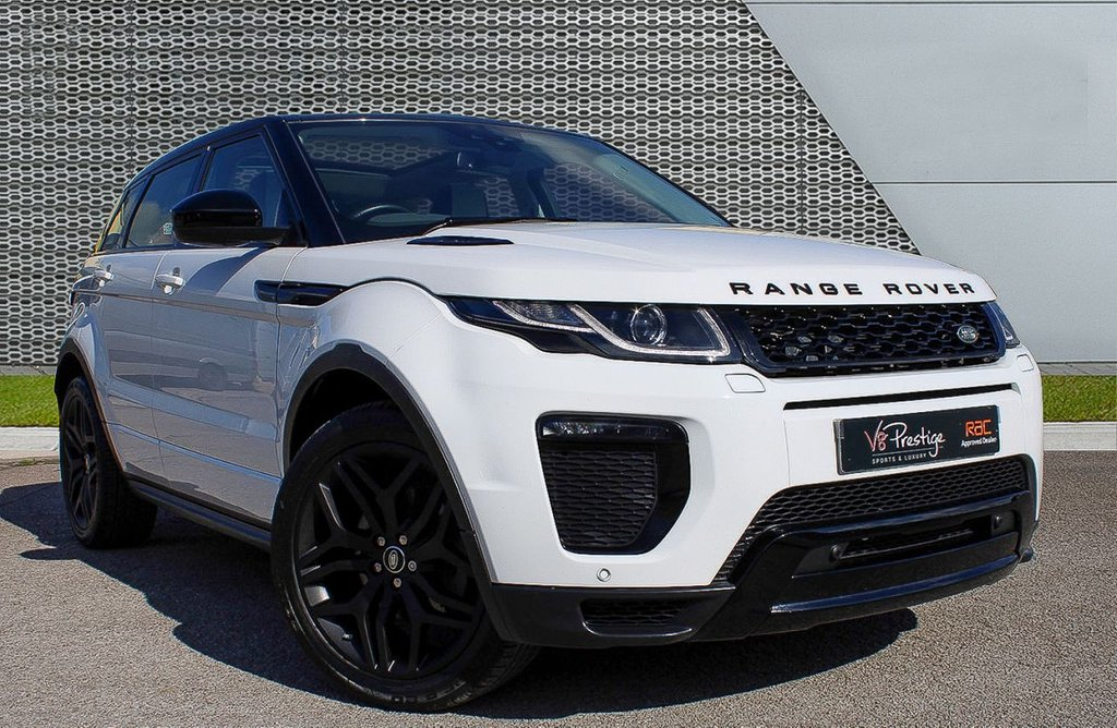 USED 2016 66 LAND ROVER RANGE ROVER EVOQUE 2.0 TD4 HSE DYNAMIC 5d 177 BHP BLACK PACK/PAN ROOF/P-TAILGATE