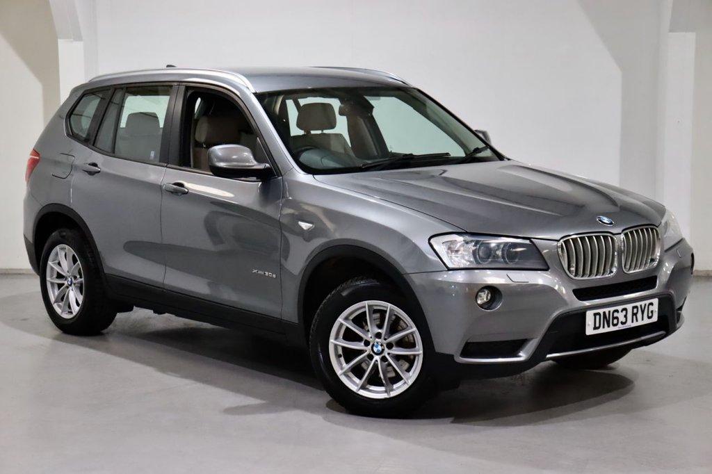 USED 2013 63 BMW X3 3.0 XDRIVE30D SE 5d 255 BHP