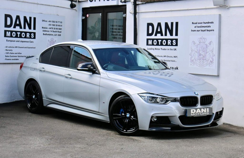 USED 2017 17 BMW 3 SERIES 2.0 330e 12kWh M Sport Auto (s/s) 4dr 1 OWNER*PERFORMANCE CARBON KIT