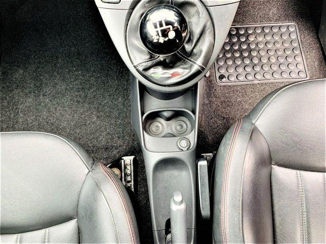 USED 2009 59 FIAT 500 1.2 POP 3d 69 BHP
