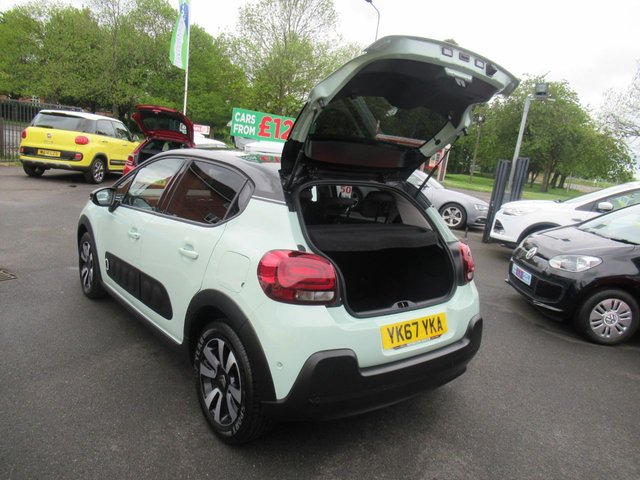 USED 2017 67 CITROEN C3 1.2 PURETECH FLAIR S/S 5d 109 BHP ** TEST DRIVE TODAY **