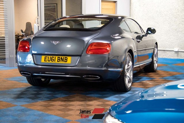 USED 2011 61 BENTLEY CONTINENTAL 6.0 GT MDS 2d 567 BHP Remaining Bentley Warranty | Full Bentley Service Records & Just Serviced with New Brakes