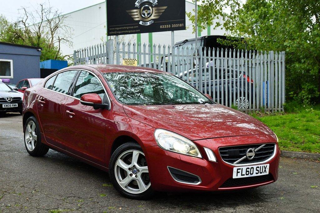 USED 2010 60 VOLVO S60 2.4 D5 SE LUX 4d 202 BHP