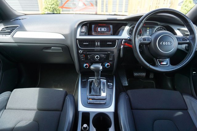 USED 2015 15 AUDI A4 2.0 TDI S LINE START/STOP 4d 148 BHP *ONLY 48K MILES, GREAT EXAMPLE*