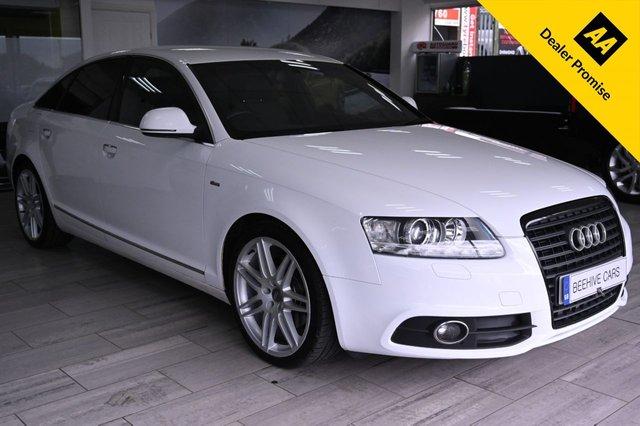 USED 2010 10 AUDI A6 2.0 TDI LE MANS 4d 168 BHP