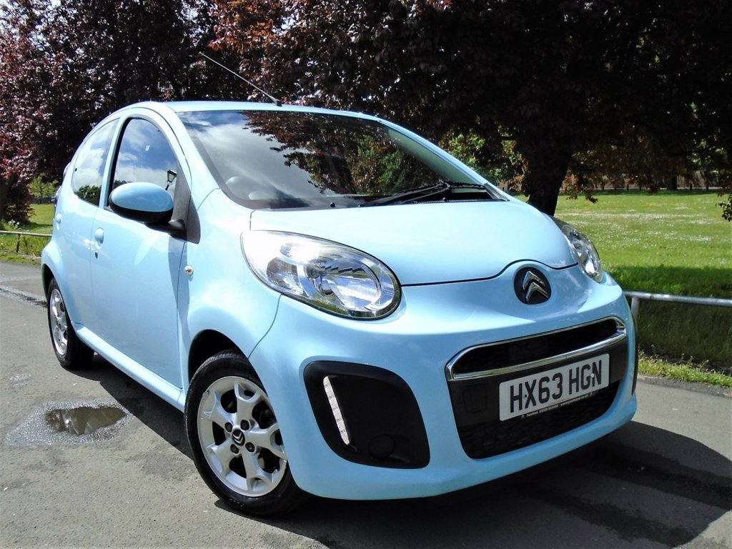 USED 2014 63 CITROEN C1 1.0 EDITION 5d 67 BHP FULL SERVICE HIST*ONLY 17000m*