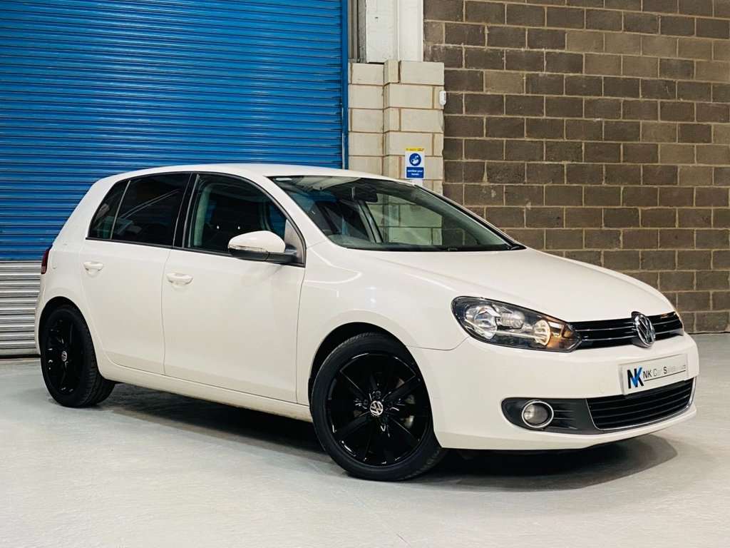 USED 2011 11 VOLKSWAGEN GOLF 2.0 GT TDI 5d 138 BHP Alloy Wheels / Media In + AUX / Cruise Control